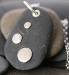 3-Drops Pebble Pendant