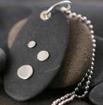3-Drops Pebble Pendant
