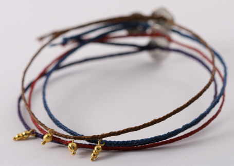 18k Friendship Bracelets