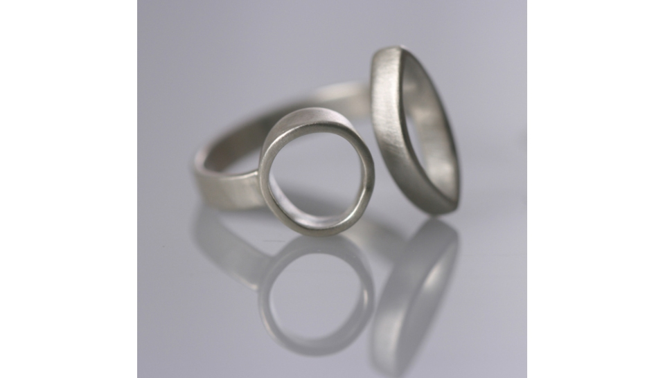 Leaf & Bud Ring